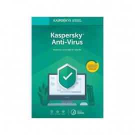 KASPERSKY ANTI VIRUS 2020 BOITE-1PC licence pour 1