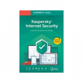 KASPERSKY INT.SECURITY 2020 BOITE licence pour 1 P