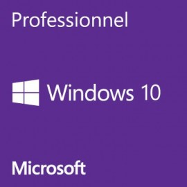 Windows 10 PRO 64Bits OEM DVD Réf : FQC-08920