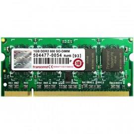 SODIM DDR2 1G PC6400/800 TRANSCEND Réf : JM800QSU