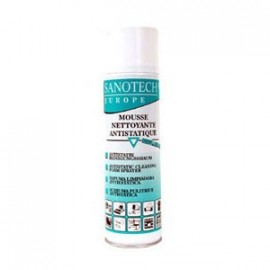 Mousse nettoyante 500 ml SANOTECH Réf : ST0034
