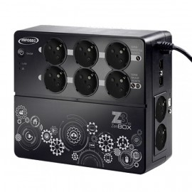 ONDULEUR Z3-ZENBOX EX1000VA INFOSEC ref:66076 8 Pr