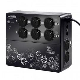 ONDULEUR Z3-ZENBOX EX700VA INFOSEC ref:66075 8 Pri