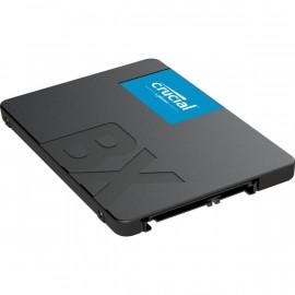 SSD 480Go 2.5 SATA3 CRUCIAL - BX500 Réf : CT480BX