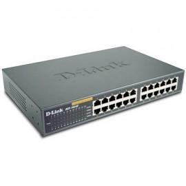Switch 24 Ports 10/100 RJ45 D-LINK Réf : DES-1024