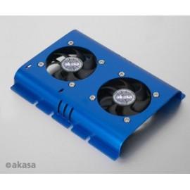 Ventilateur pour disque dur AKASA Réf : AK-HD-BL