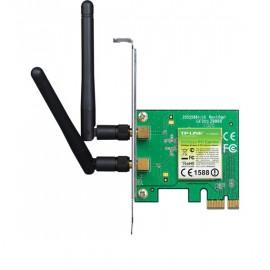 Carte PCI Exp WIFI-N 300Mb TP-LINK avec 2 antennes