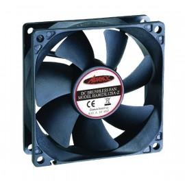 Ventilateur pour boitier 8 cm connecteurs 3 broche
