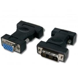Adaptateur DVI-I M - VGA F Réf : AB-543 / 0301035