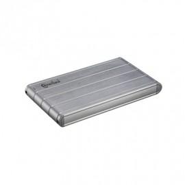 """Boitier Externe 2.5"""" USB-IDE and SATA SILVER - CON"""