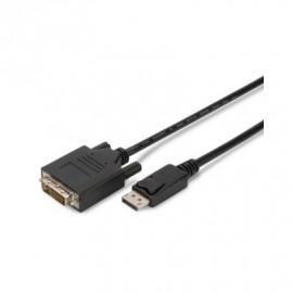 Câble DisplayPort vers DVI-D Dual Link 5 mètres