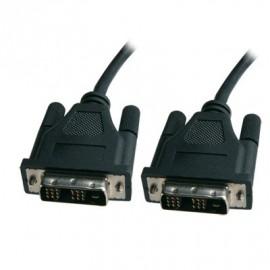 Cable DVI-D M/M Double link 5M Réf : 0108072