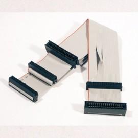 Nappe Lecteur disquette 3x IDC 55cm