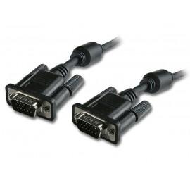 Cable VGA 15MM- SVGA HDB15MM 30M blindé Réf : 01