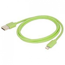 Câble de synchronisation USB VERT iPod/iPhone 5 e