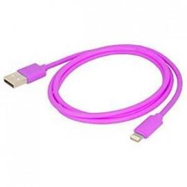 Câble de synchronisation USB PURPLE iPod/iPhone 5