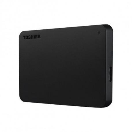 HDD Externe 25 1To USB3 TOSHIBA Canvio Basics Noir