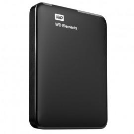 HDD Externe 25 1To WD ELEMENTS USB 3.0 Réf : WDBUZG0010BBK-EESN (WESN) SORECOP INCLUS