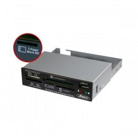 """Lecteur Multicarte interne ADVANCE 3.1/2"""" en USB2."""